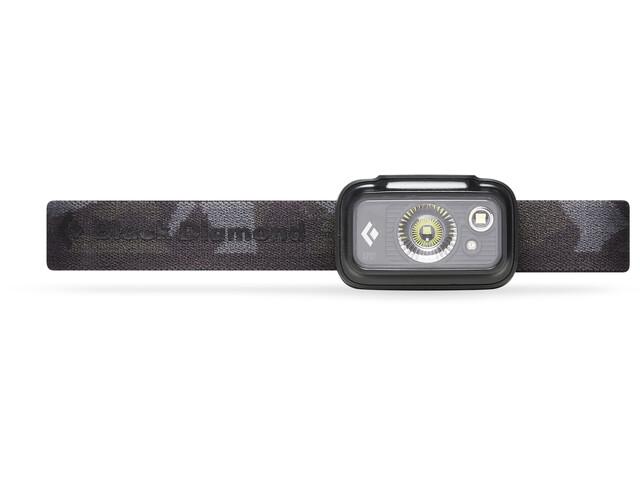 Black Diamond Spot 325 Linterna frontal, negro/gris